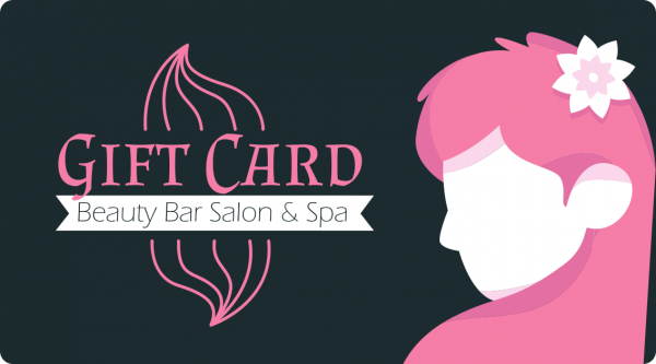 beauty bar gift card